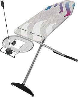Vileda – Planche à repasser Total Reflect Plus –Table à repasser avec technologie de réflexion de la chaleur et de la vape...