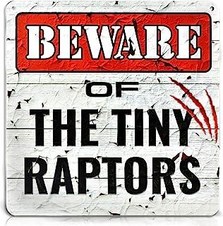 Animal Signs (Tiny Raptors)