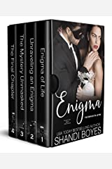 Enigma: The Complete Collection: Four book boxed set (The Collectables 1) Kindle Edition