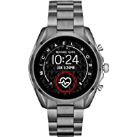 Michael Kors Access Bradshaw 2 Smartwatch Powered with Wear OS by Google with Speaker, Heart Rate, GPS, NFC, and Smartphone Notifications.
