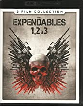 The Expendables 3-Film Collection 1, 2 & 3 [4K Ultra HD Blu-ray]