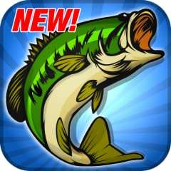 "FREE Daily Fishing Tournaments Multiplayer Head-to-Head Play Exciting Bonus Rounds Level Up and Choose Your Fishing Talents Intuitive ""Swipe-to-Cast"" Controls Fishing Lure & Electronics Upgrades"