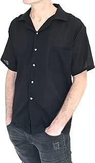 Love Quality Men's Button Down Shirt Light Weight 100% Cotton Shirt