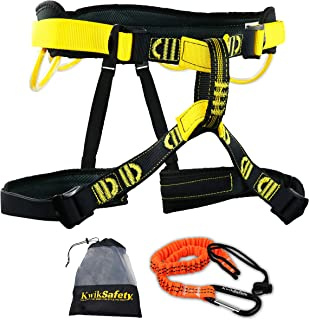 Best rock climbing harness and rope Reviews
