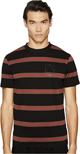 McQ - Striped T-Shirt