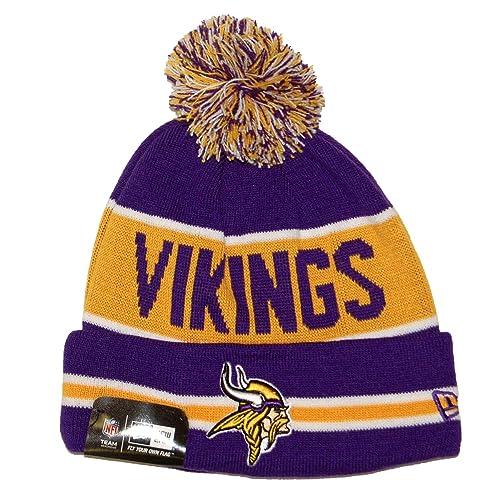 6b07f068 Vikings Pom Hat: Amazon.com
