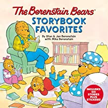 The Berenstain Bears Storybook Favorites: Includes 6 Stories Plus Stickers!