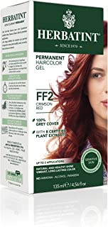 HERBATINT Hair Color Crimson Red, 1.25 Pounds