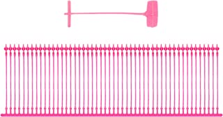 Amram 1 Pink Standard Attachments- 5,000 pcs, 50/Clip. for use with All Amram Brand Standard Tagging Guns. Compatible for use with Other Standard Tagging Guns.