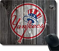 Chicago Cub Win Combo Flag Mouse Pad Slip and Waterproof Office Mouse Pad Non Precision Lock