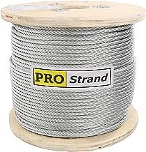 Best 1000 ft zip line cable Reviews