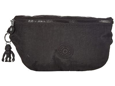 Kipling Fresh Waistpack (Black Noir) Handbags