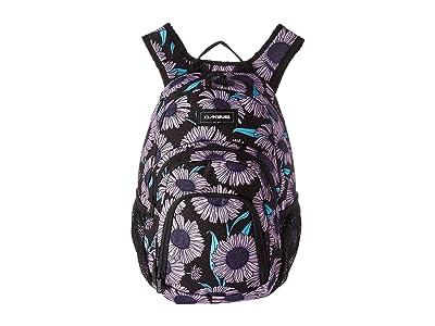 Dakine Campus Mini Backpack 18L (Youth) (Nightflower) Backpack Bags