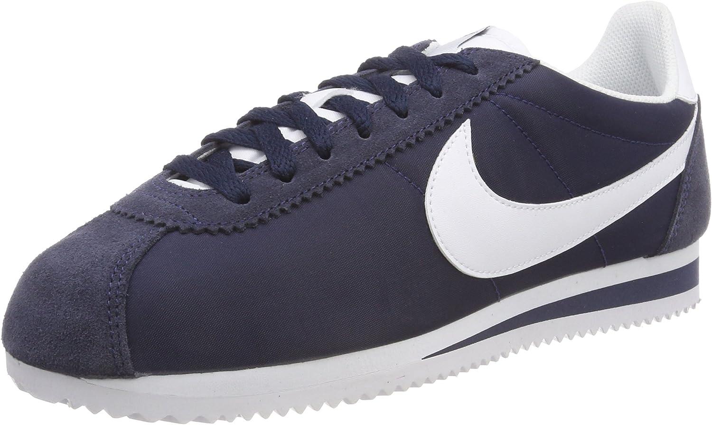 Nike Damen Damen WMNS Classic Cortez Nylon Laufschuhe, Eisfarben  Jetzt einkaufen