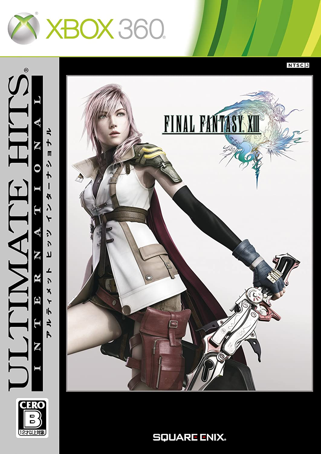 Special Campaign Final Fantasy XIII International Hits Ultimate Import Japan NEW