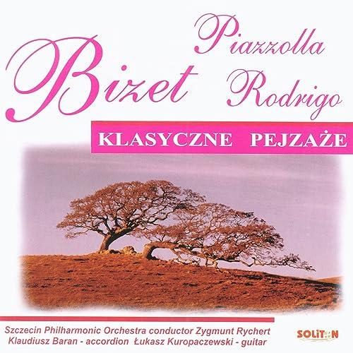 Amazon.com: Bizet: Carmen - Rodrigo: Concierto de Aranjuez ...