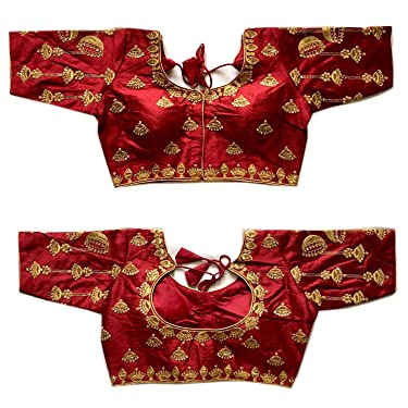 Designer HeavyWork Blouse for Womens to Match with Any Saree