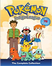 Pokemon:S1 Indigo League: CC: (DVD)