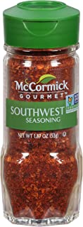 McCormick Gourmet Southwest Seasoning, 1.87 oz