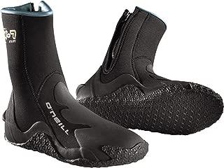 O'Neill 5mm Boot with Zipper (Black)