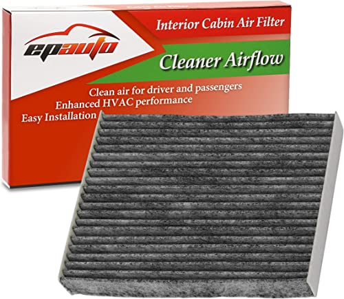wholesale EPAuto lowest CP002 (CF12002) Replacement for discount KIA Premium Cabin Air Filter includes Activated Carbon outlet sale