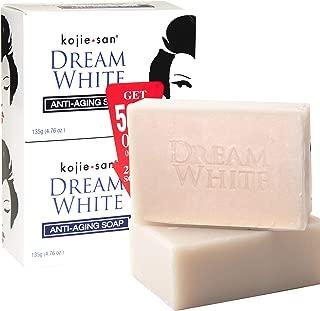 Kojie San Dream White Whitening Soap (3 Packs)