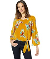 Ashlyn 3/4 Sleeve Blouse