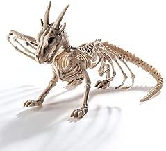 Prextex Dragon Skeleton Bone White Halloween Decorations