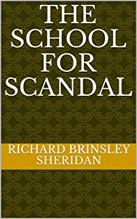 The School for Scandal (English Edition