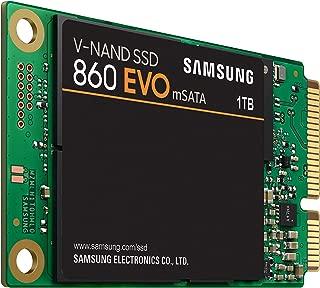 Samsung SSD 860 EVO 1TB mSATA Internal SSD (MZ-M6E1T0BW)