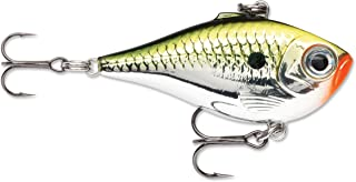 Rapala Ultra Light Rippin' Rap 04 Gold Chrome Lure