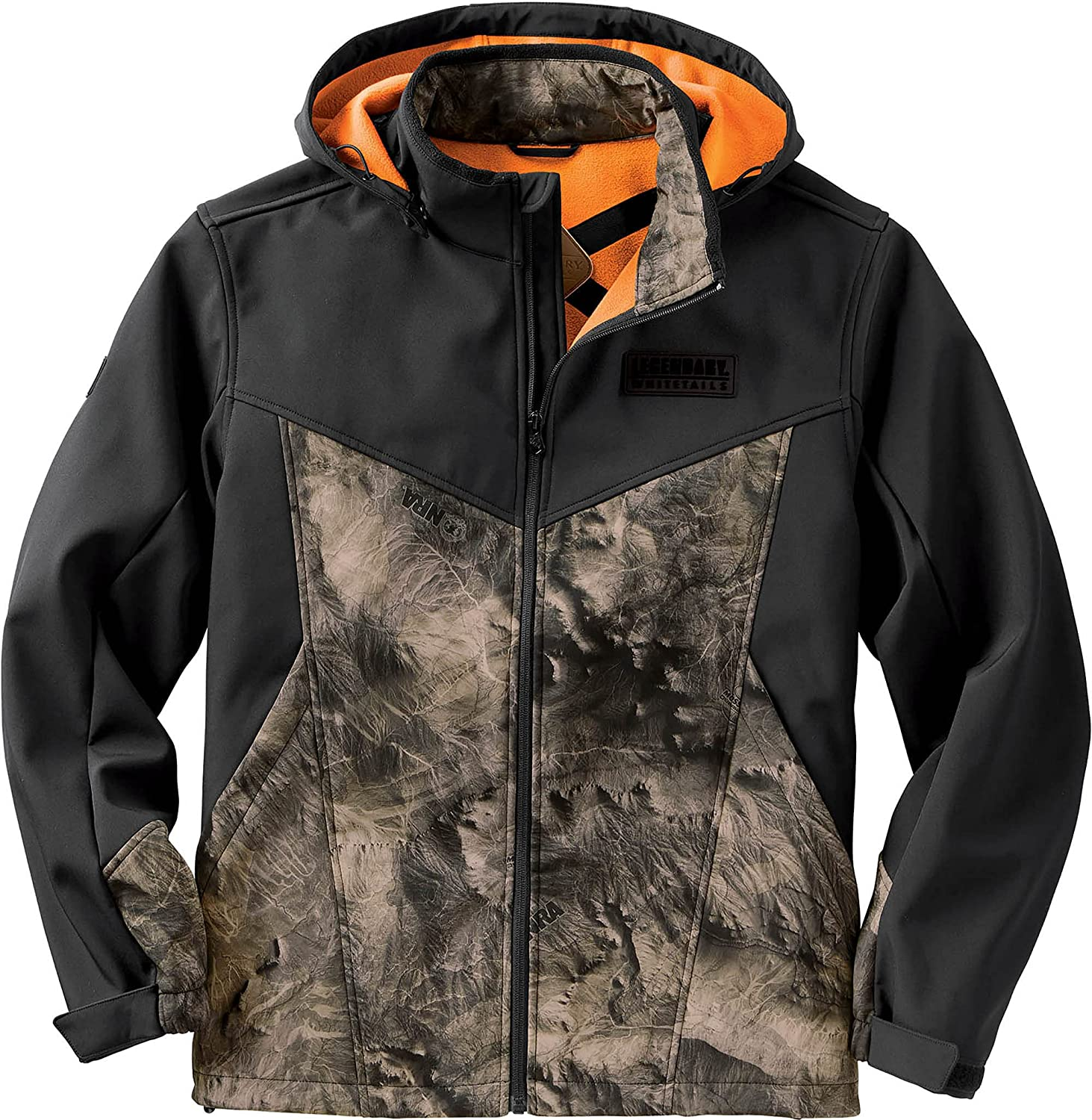 Legendary Whitetails Men's Concealed Carry Softshell Jacket