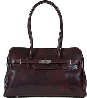 The Timeless Italian Leather Handbag (IM2950)