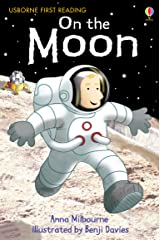 On the Moon: For tablet devices (Usborne First Reading: Level One) Kindle Edition