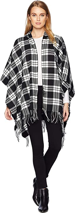 Zip Me Tight Poncho