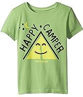 Life is Good Kids - Happy Camper Tent Crusher™ Tee (Toddler)