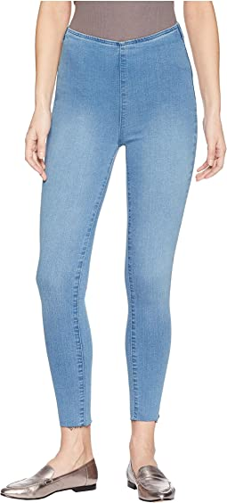 Free People - Easy Goes It Jeans in Light Denim