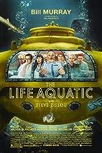 72636 The Life Aquatic with Steve Zissou Movie Decor Wall 36x24 Poster Print