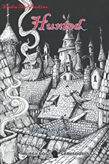 Hunted: Shadow Thief Book 2: Hunted