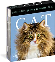 Cat Page-A-Day Gallery Calendar 2020
