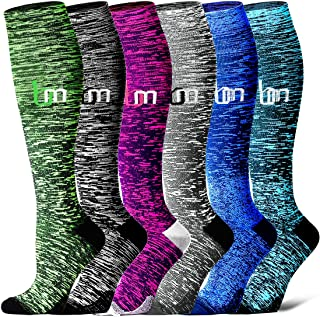 Compression Socks for Women and Men- Best for Running,...