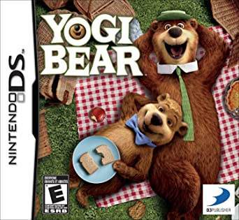 Yogi Bear - NDS