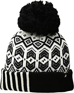 Crystal Ridge Pattern Hat