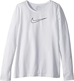 Nike Kids - Pro Long Sleeve Top (Little Kids/Big Kids)