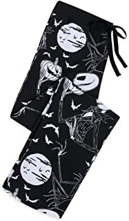 Disney Tim Burton's The Nightmare Before Christmas Lounge Pants for Men Multi