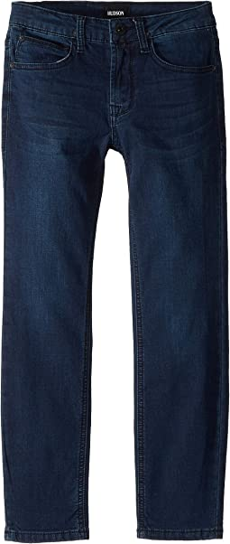 Slim Skinny - Knit Denim in Moon Dust (Big Kids)