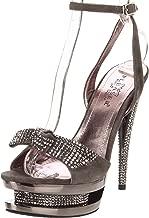 Fabulicious Women's Daphne-42 Ankle-Strap Sandal