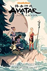 Avatar: The Last Airbender--The Lost Adventures and Team Avatar Tales Library Edition Kindle Edition