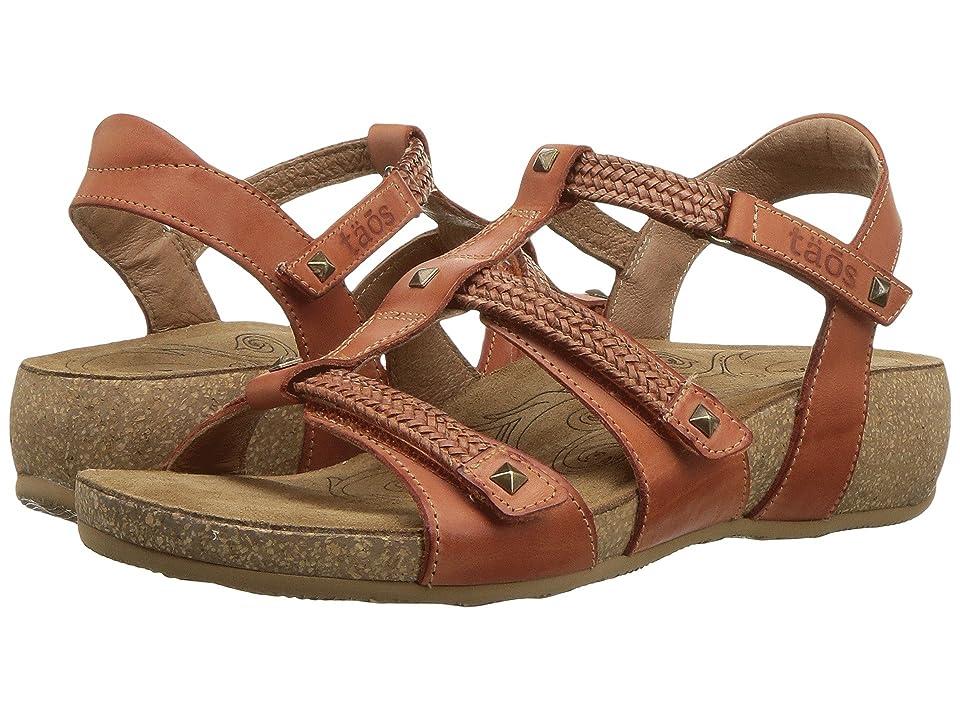 Taos Footwear Eleanor (Burnt Orange) Women