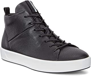 ECCO Women's Women's Soft 8 High-Top Fashion Sneaker